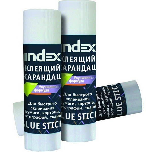 Клей — карандаш, улучшенная формула «INDEX»