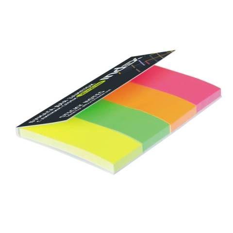 Блок-закладка, 20*50 мм, бумажные «INDEX»