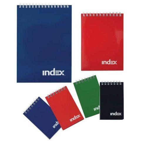 Блокнот А5 «INDEX» Office classic