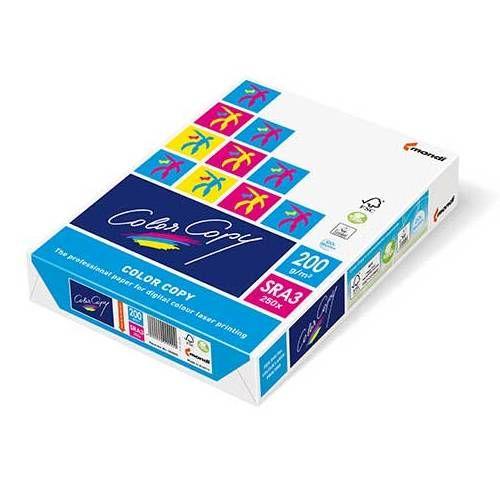 Бумага «Color Copy», 200 г/м2, 250 л.