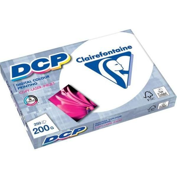 Бумага «DCP», 200 г/м2, 250 л.