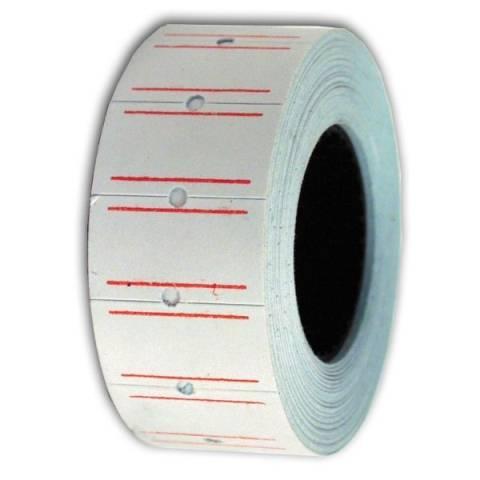 Этикет-лента 22*12, белая «SPONSOR»