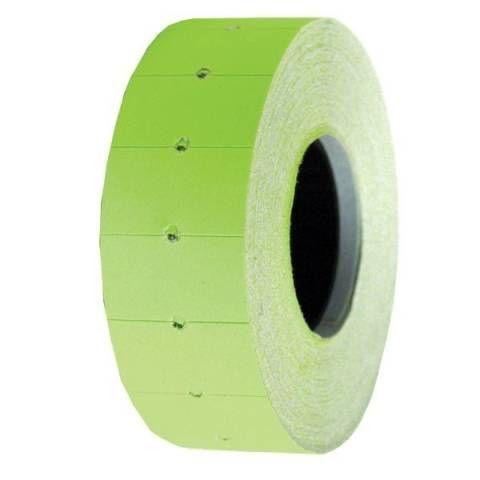 Этикет-лента 22*12, зеленая «SPONSOR»