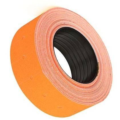Этикет-лента 22*12, оранжевая «SPONSOR»