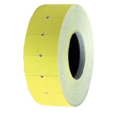 Этикет-лента 22*12, желтая «SPONSOR»