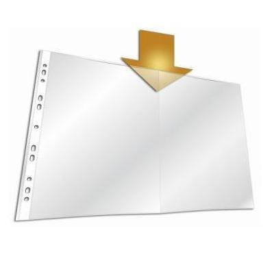 Файл канцелярский, A3 «SPONSOR», горизонтальный, 20 шт.