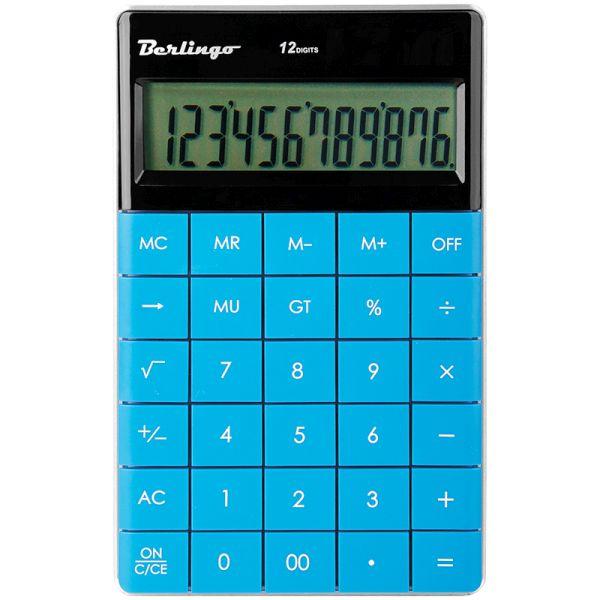 Калькулятор 12 разрядный «Power TX»