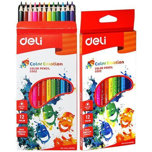 Карандаши цветные «ColorEmotion», трехгранные