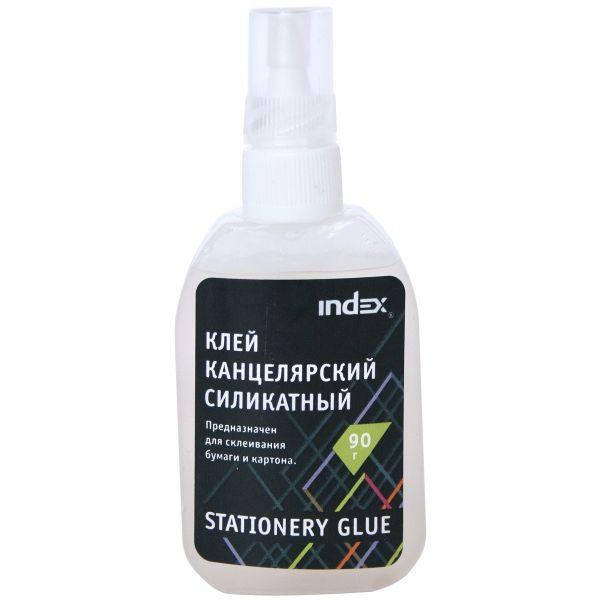 Клей силикатный, с дозатором «INDEX»