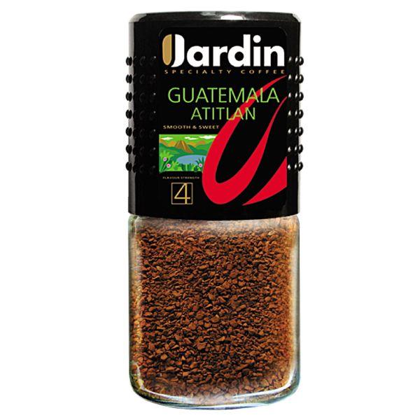 Кофе JARDIN «GUATEMALA ATITLAN» растворимый