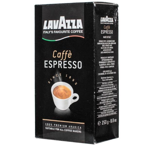 Кофе LAVAZZA «Espresso» молотый