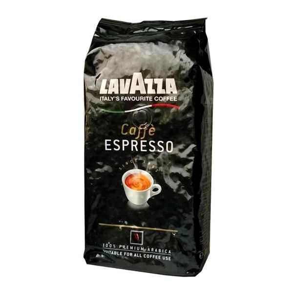 Кофе LAVAZZA «Espresso» в зернах