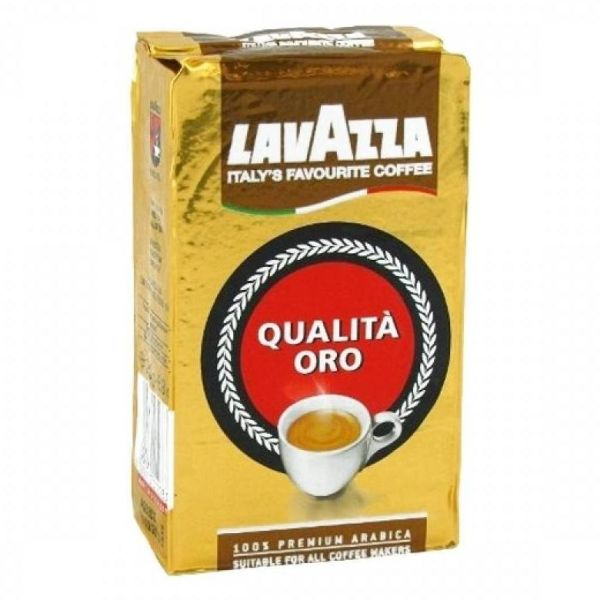 Кофе LAVAZZA «Qualita Oro» молотый