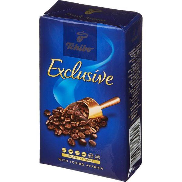 Кофе TCHIBO «Exclusive» молотый