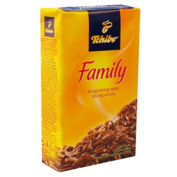 Кофе TCHIBO «Family» молотый