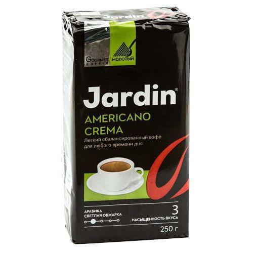 Кофе JARDIN «Americano Crema» молотый