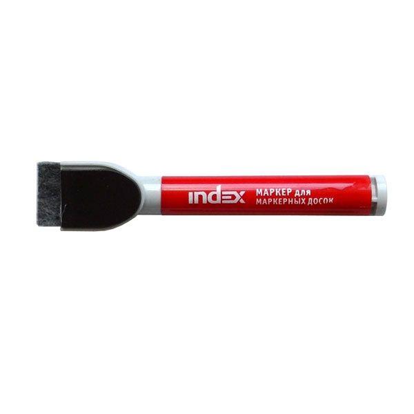 Маркер для доски с магнитом «INDEX» IMW545