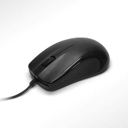 Мышь проводная «MIREX MSM001BK» USB