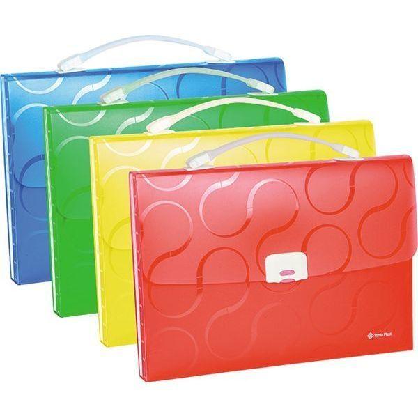 Портфель-папка «OMEGA» пластиковый «PANTA PLAST»