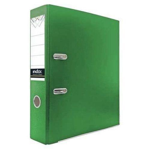 Папка-регистратор 80 мм, цветной картон «INDEX»