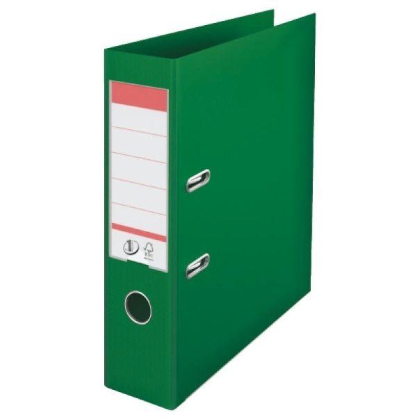 Папка-регистратор 80 мм, ПВХ двусторонний