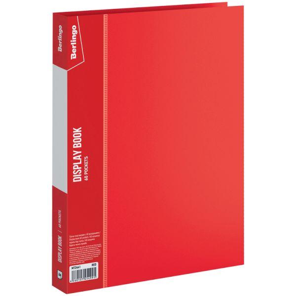 Папка с 40 файлами, А4 «Berlingo Standard»