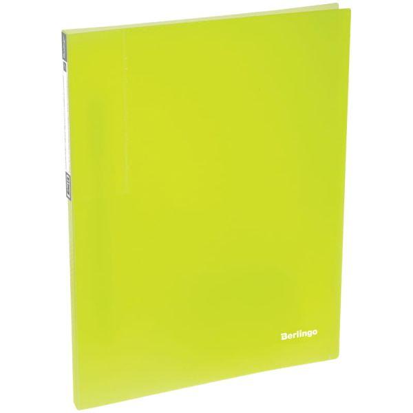 Папка-скоросшиватель с пружинным скоросшивателем «Neon»