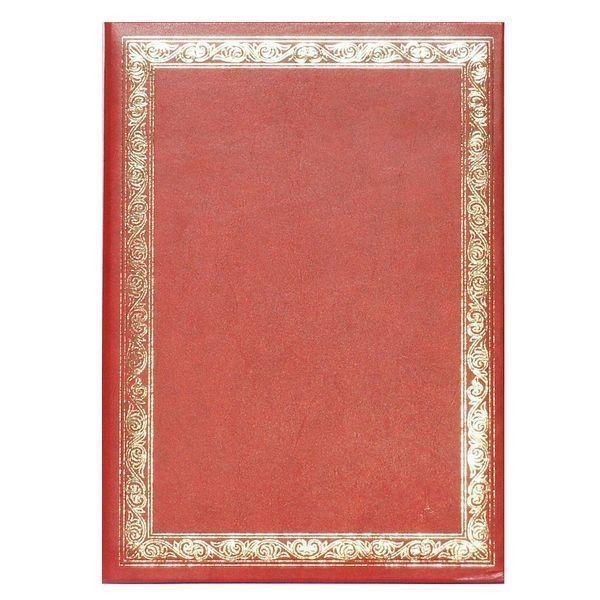 Папка «ХУДОЖЕСТВЕННАЯ РАМКА 1», бумвинил, красная