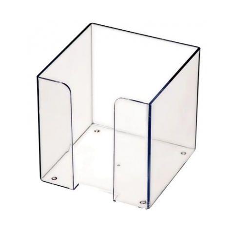 Подставка для бумажного блока, 9х9х9 см «СТАММ»