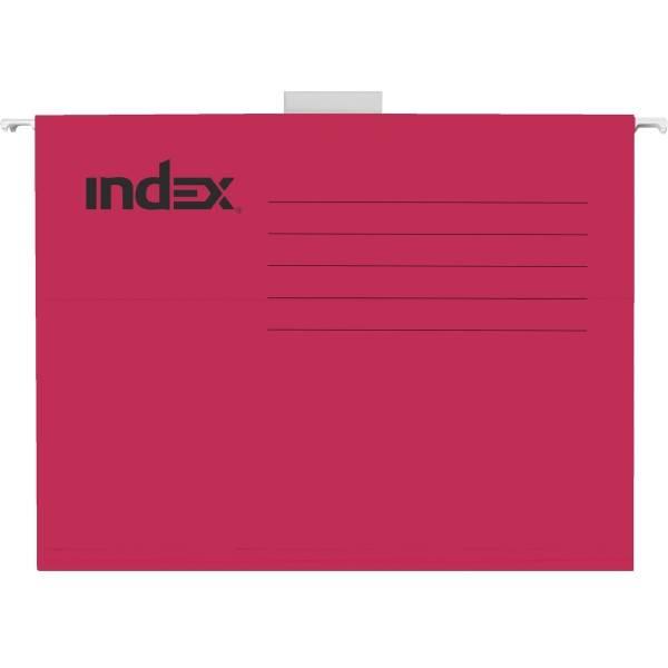 Подвесная папка А4, с табулятором «INDEX»