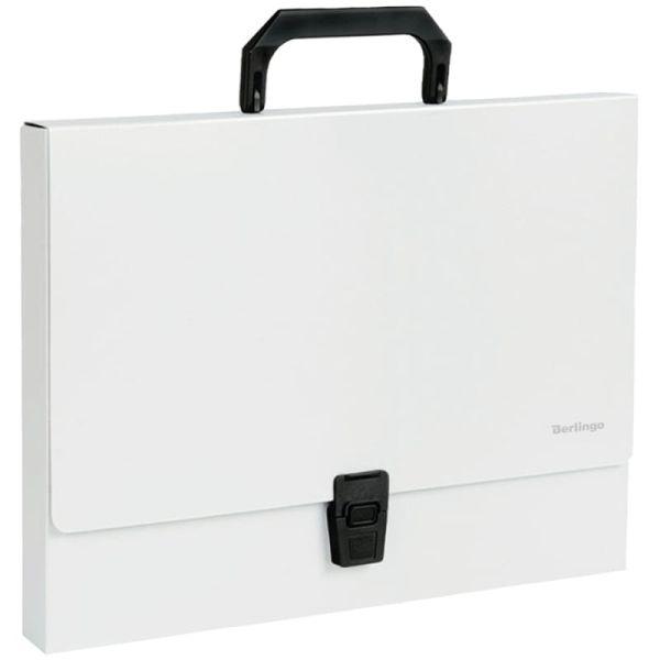 Портфель пластиковый А4 «Standard» на 1 отделение