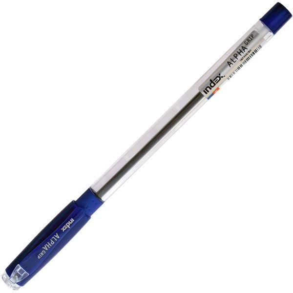 Ручка шариковая ALPHA GRIP «INDEX»
