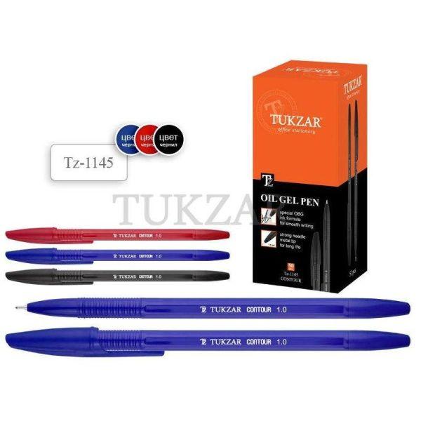 Ручка шариковая CONTOUR «TUKZAR»
