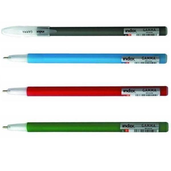 Ручка шариковая GAMMA «INDEX»