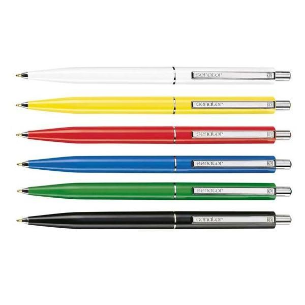 Ручка шариковая автоматическая POINT «SENATOR»