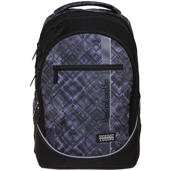 Рюкзак Style «Black» 42*30*20 см