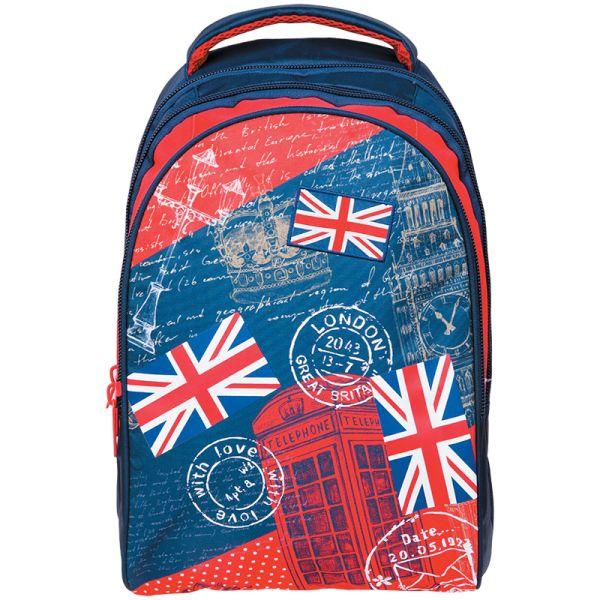 Рюкзак Style «London» 42*30*20 см