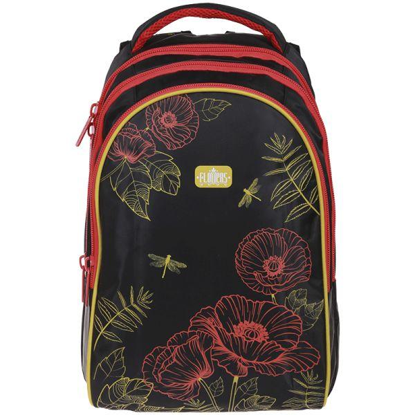 Рюкзак Style «Poppies» 42*30*20 см