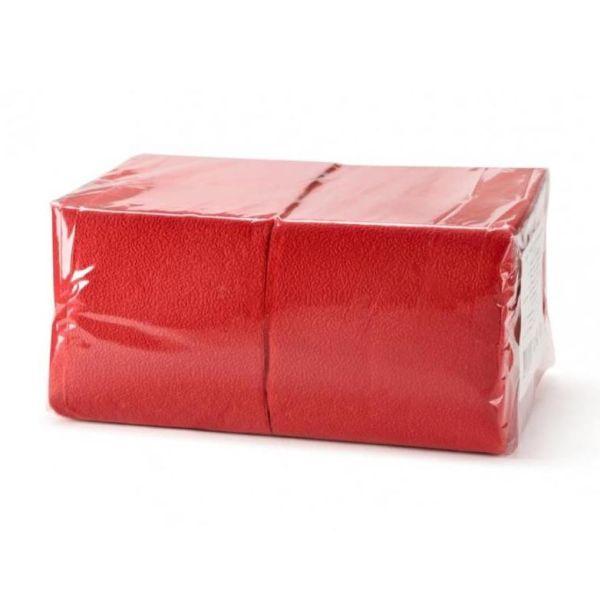 Салфетки бумажные цветные, 24*24 см