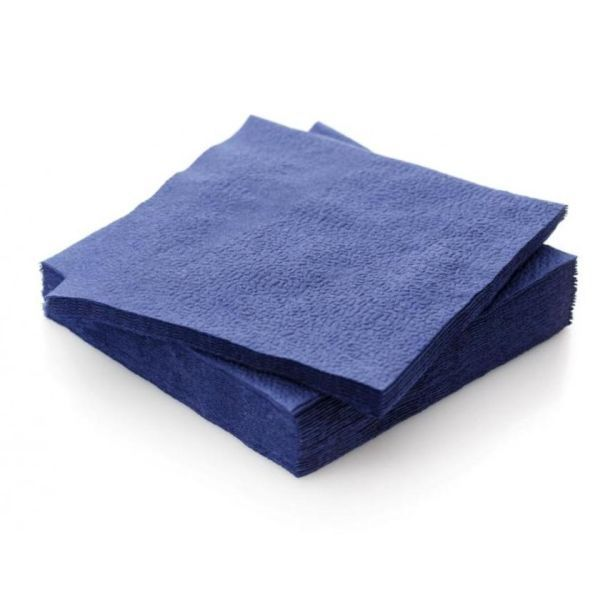 Салфетки бумажные цветные, 33*33 см