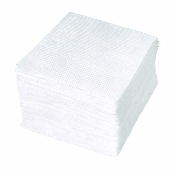 Салфетки бумажные сервировочные белые «Альбертин»