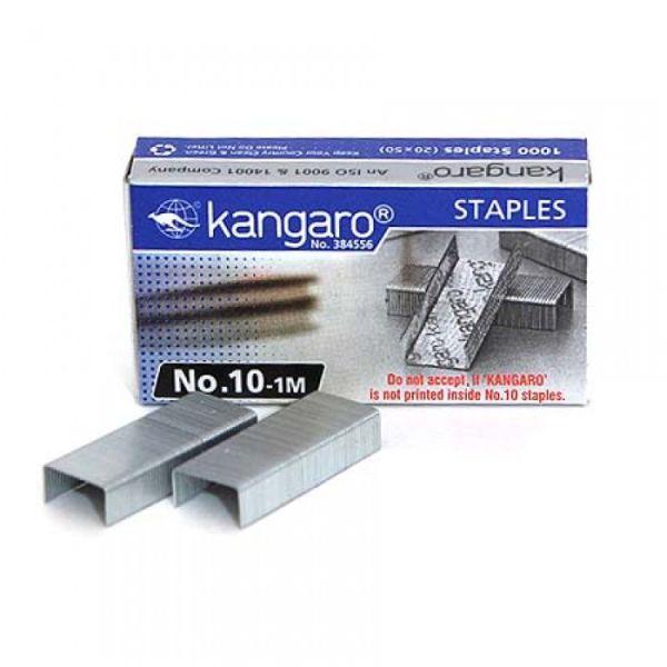 Скобы для степлера №10 «KANGARO»