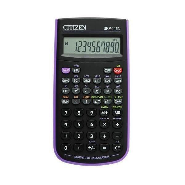 Калькулятор инженерный CITIZEN SRP-145N
