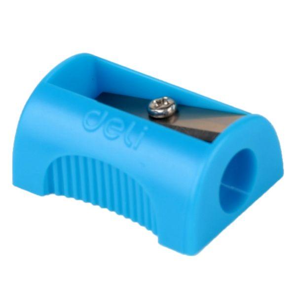 Точилка пластиковая «DELI-0594», 1 отверстие